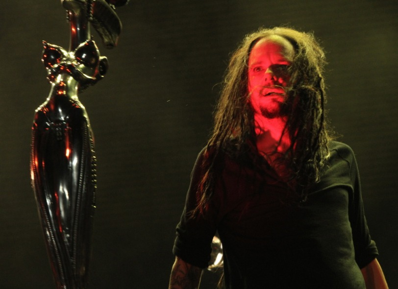 Korn exorcizes demons at Frequency Festival in Austria
